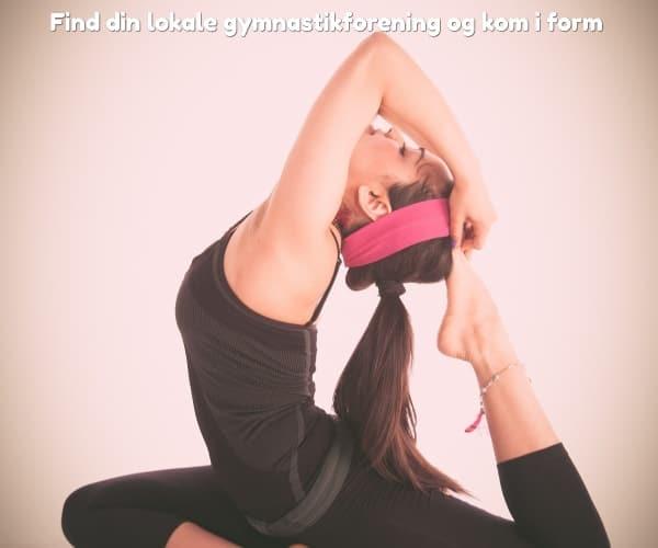 Find din lokale gymnastikforening og kom i form